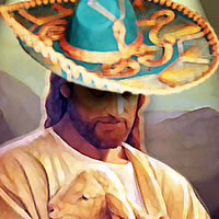 Jesus in Mexico
