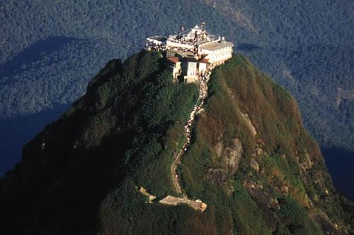 Adam�s Peak in Sri Lanka