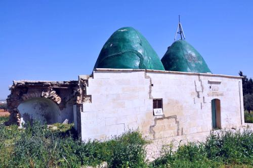 Tomb of Jonah, in Syria
