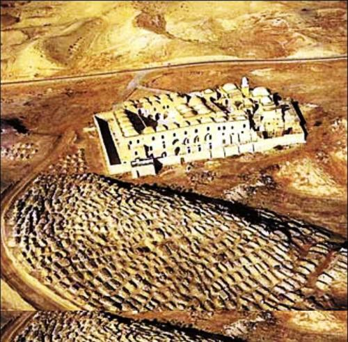 Tomb of Moses and his companions, Israel