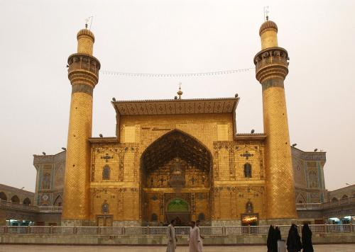 Noah's grave may be at Imam Ali Mosque (Shia Islam), Najaf, Iraq