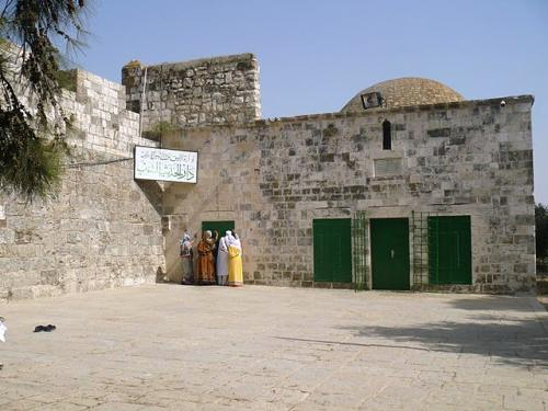 Mausoleum of Solomon, Al-Aqsa Mosque compound, Jerusalem