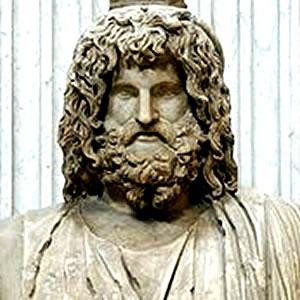 Jesus, Serapis & 7 Pagan Gods